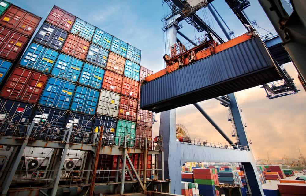 Thị trường vận tải biển quốc tế và sự thiếu hụt Container rỗng